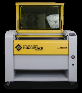 Laser Fibra Epilog Fusion Fibermark