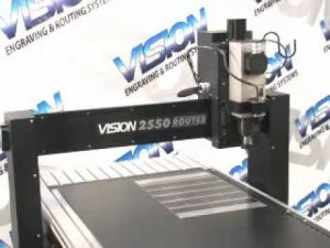 Router CNC Vision Colombia