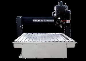 CNC Grabado Corte Vision 2525