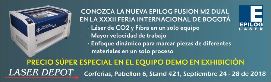 Maquinas Corte Epilog Laser Depot Feria Internacional