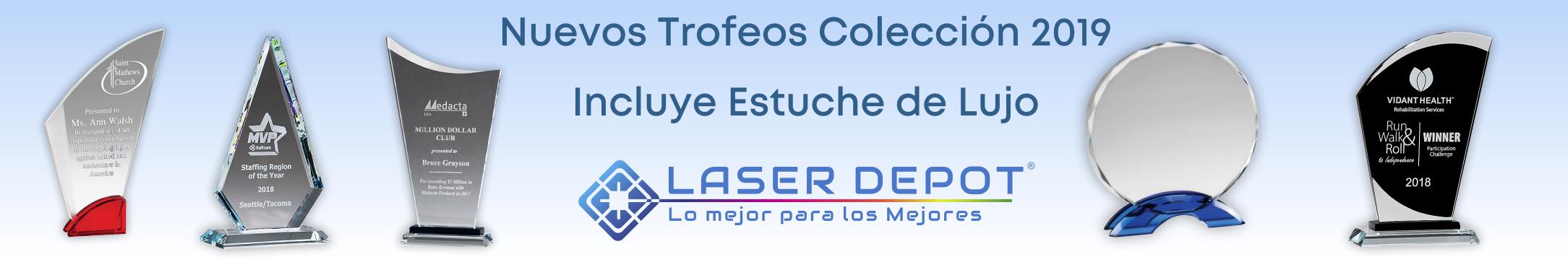 Trofeos Cristal Bogota Colombia