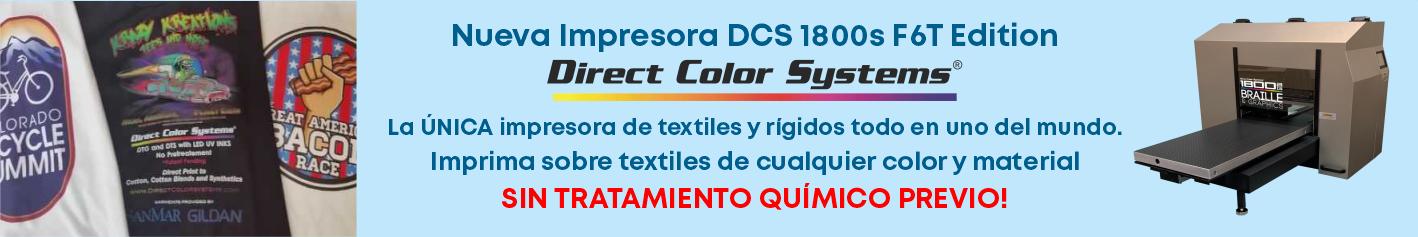 Impresora DTG y Rigidos Todo en Uno