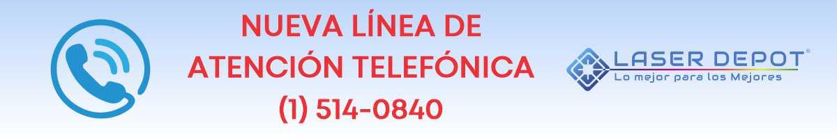 Laser Depot Telefono