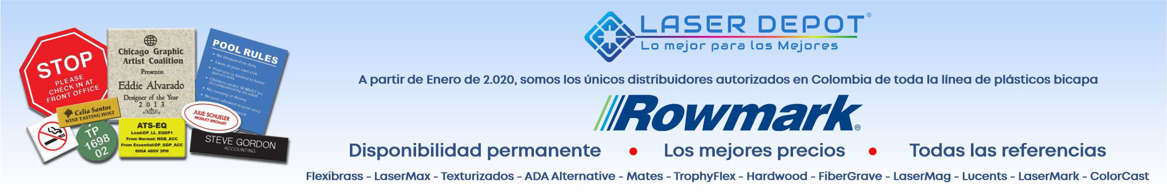 Rowmark Colombia