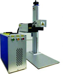 Máquina Marcadora Láser de Fibra Láser Depot